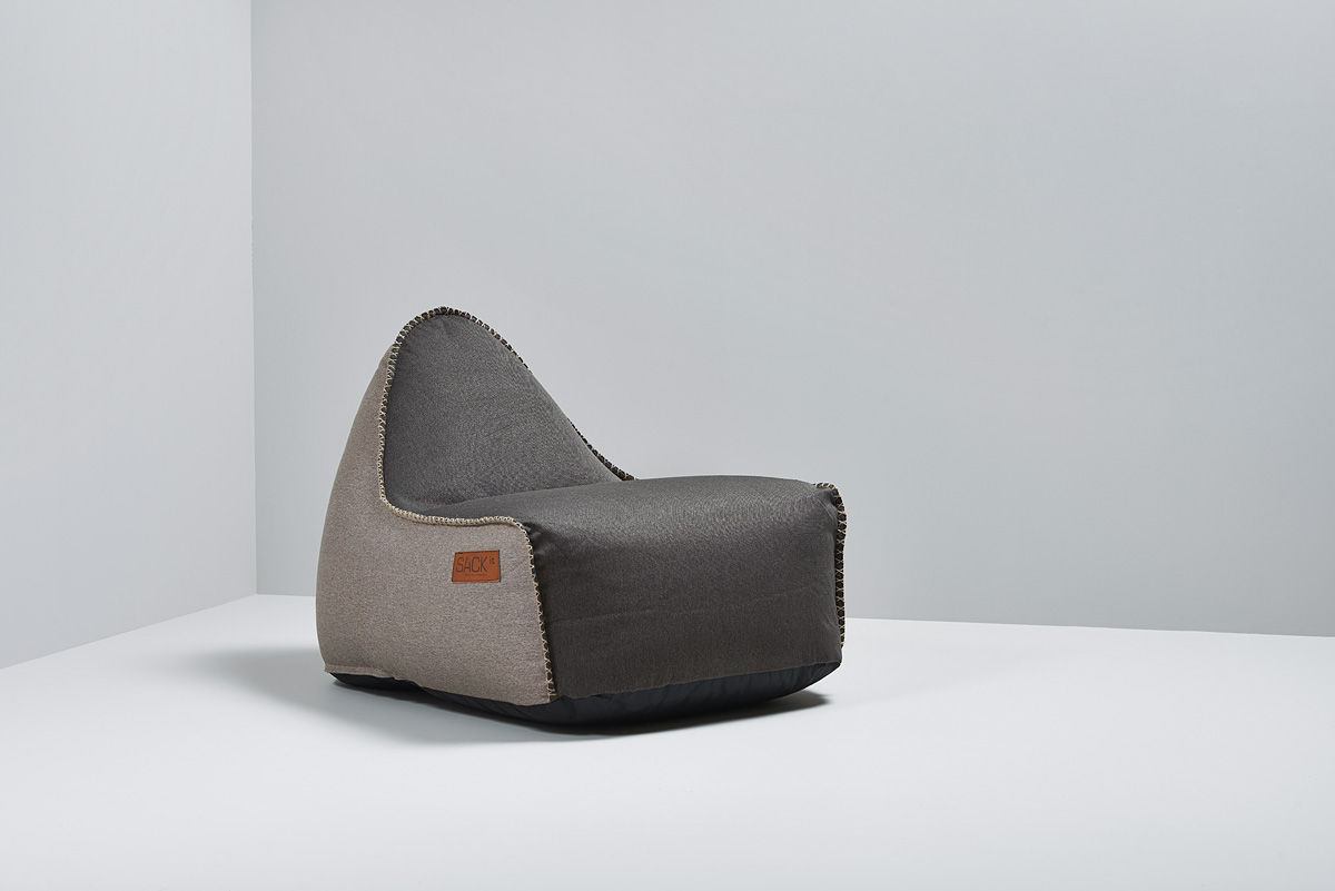 Retroit Canvas Sitzsack Indoor : Retroit canvas lounge chair indoor smow