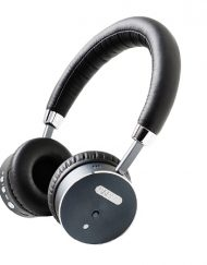 WOOFit Headphone Black from the side